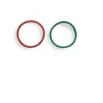 SeriO: A Clarinet-OscurO – Base color: dark(brown)- Shape of sound: smooth (green)