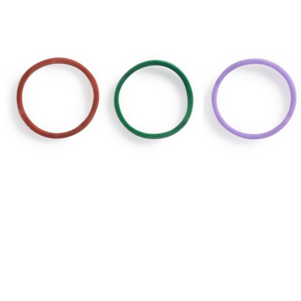 SeriO: A Clarinet-OscurO – Base color: dark(brown)-Shape of sound: smooth (green) and big (purple)