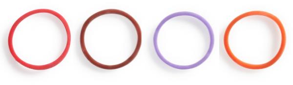 SeriO: Bb Clarinet-ClarO – Base color: bright (red) and dark(brown)-Shape of Sound: big (purple)-Color of sound: ringy (orange)