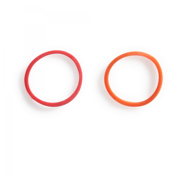 SeriO: Low C Bass Clarinet- ClarO – Base color: bright (red)- Color of sound: ringy (orange)