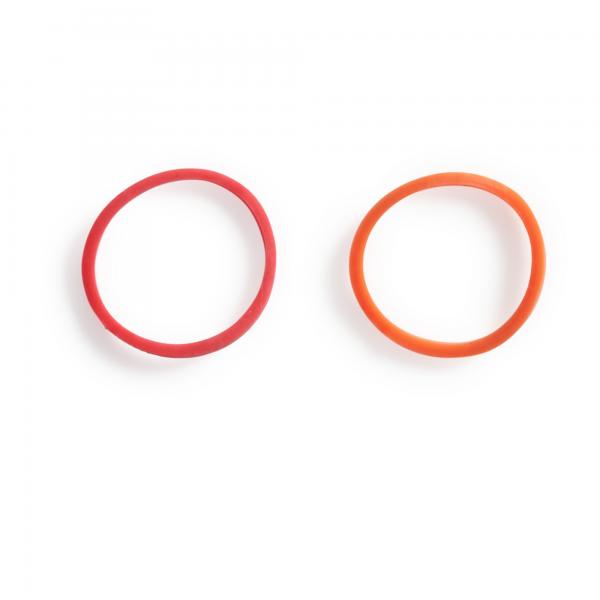 SeriO: Eb Clarinet- ClarO – Base color: bright (red)- Color of sound: ringy (orange)