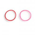 SeriO: A Clarinet- ClarO – Base color: bright (red)-Color of sound: sweet (pink)