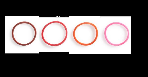 SeriO: Eb Clarinet-OscurO – Base color: dark(brown)- Shape of sound: smooth (green)