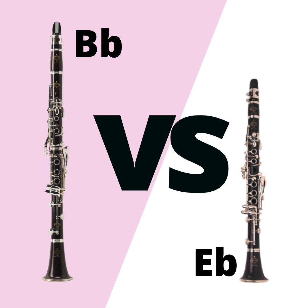 Difference between Bb and Eb clarinet