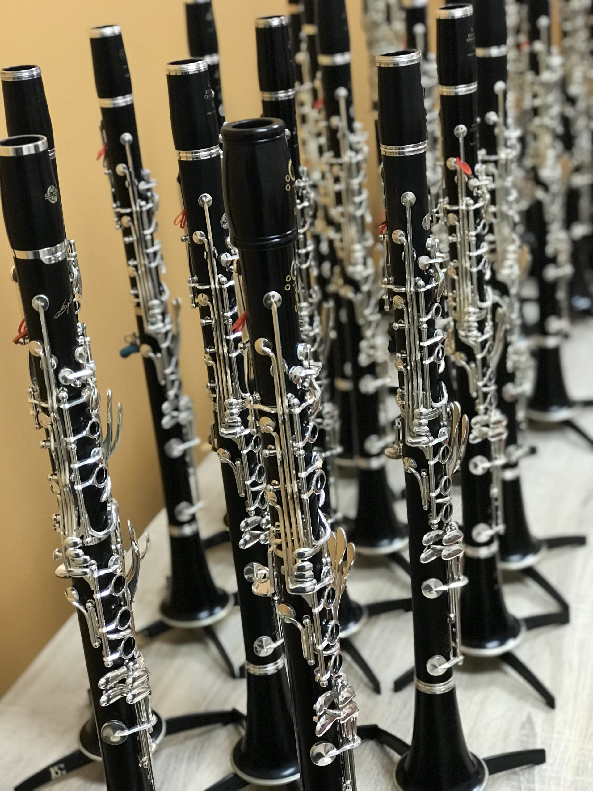 Clarinet Air Support Guide